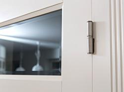 Türen – Individualität auch bei Armaturen, Bänder uvm.
